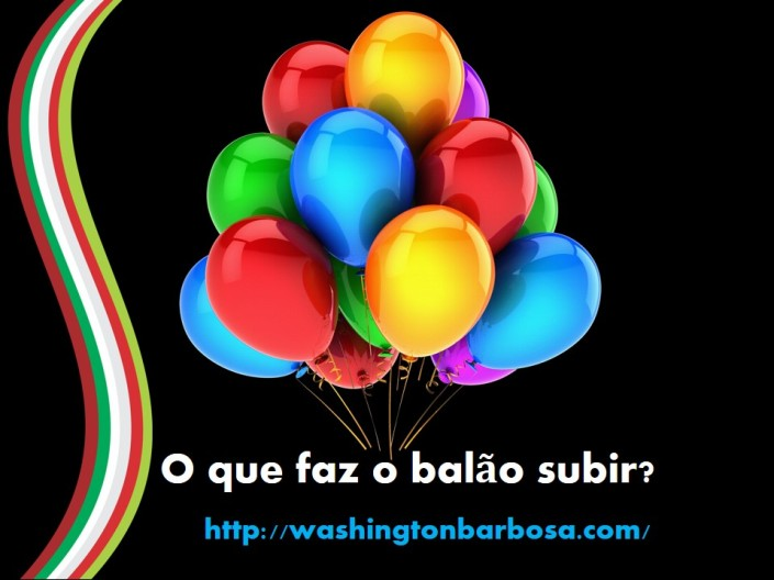 Balão Subir