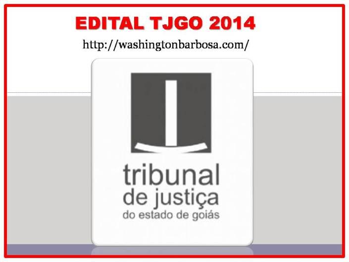 TJGO 2014