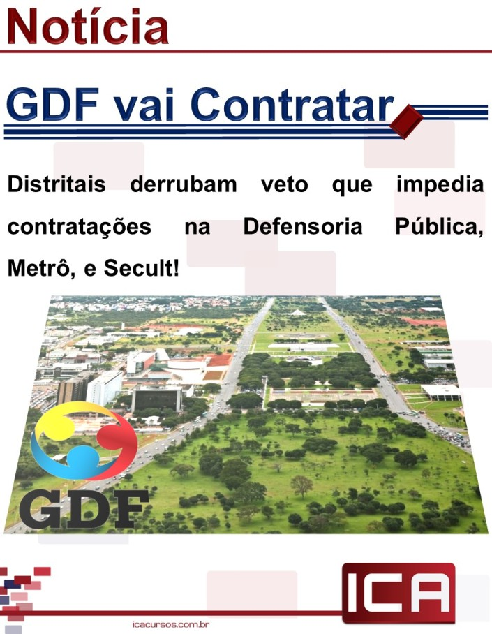 GDF ICA