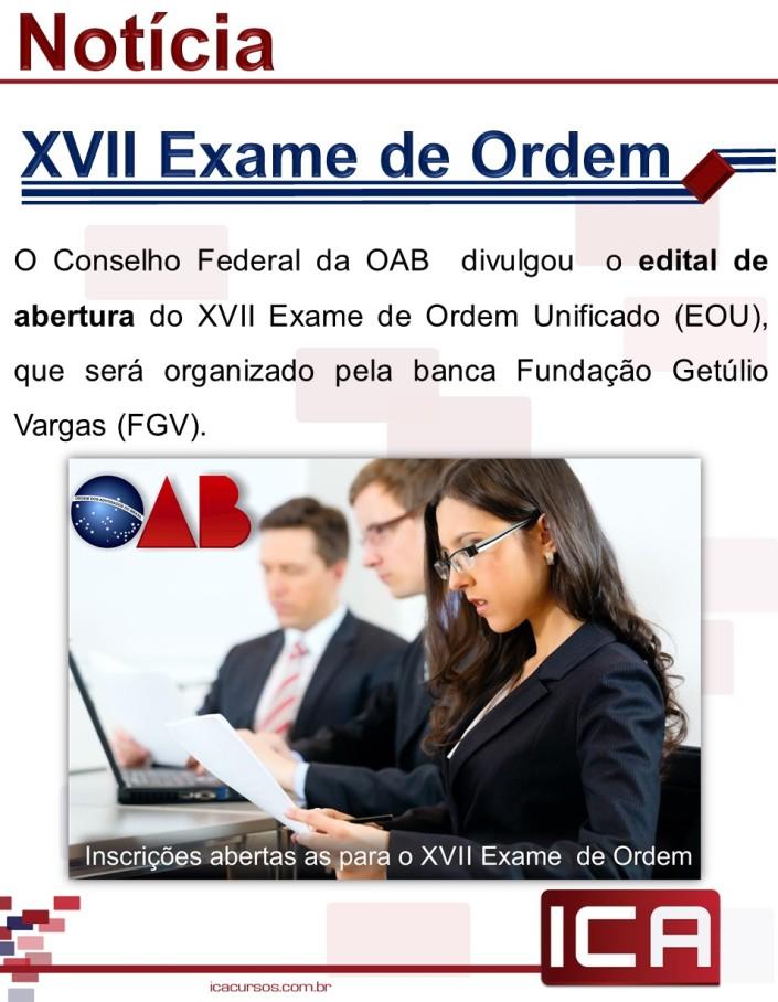 OAB ICA